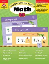 Take It to Your Seat Math Centers Grade 1