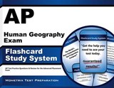 Ap Human Geography Exam Flashcard Study System | Ap Exam Secrets Test Prep Team |
