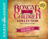 The Boxcar Children Collection Volume 23 (Library Edition)