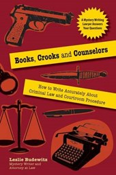 Books, Crooks and Counselors | Leslie Budewitz |
