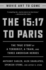 The 15:17 to Paris | Anthony Sadler |