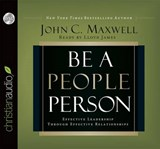 Be a People Person | John C. Maxwell |