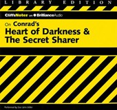 CliffNotes on Conrad's Heart of Darkness & the Secret Sharer