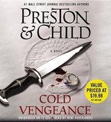 Cold Vengeance | Douglas Preston |