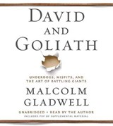 David and Goliath | Malcolm Gladwell |