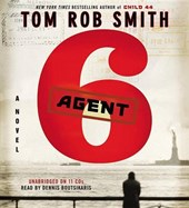 Agent | Tom Rob Smith |