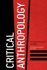 Critical Anthropology |  |