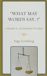 What May Words Say . . . ? | Inge Leimberg |