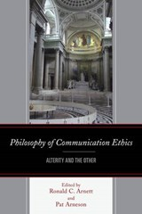 Philosophy of Communication Ethics | auteur onbekend |