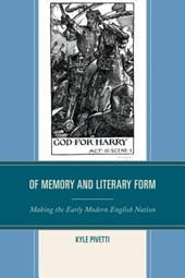 Of Memory and Literary Form