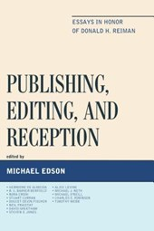 Publishing, Editing, and Reception | Michael Edson |