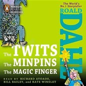 The Twits, The Minpins And The Magic Finger | Roald Dahl |