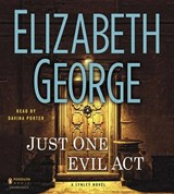 Just One Evil Act | Elizabeth George |