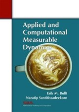 Applied and Computational Measurable Dynamics | Erik M. Bollt |