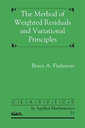 The Method of Weighted Residuals and Variational Principles