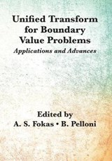 Unified Transform for Boundary Value Problems | Beatrice Pelloni |