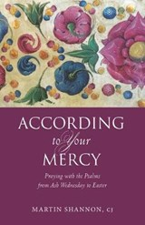 According to Your Mercy | Martin Shannon |