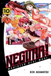 Negima!, Volume 10