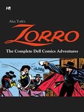 Alex Toth's Zorro