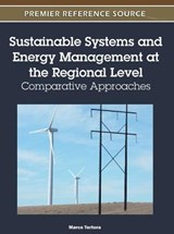 Sustainable Systems and Energy Management at the Regional Level |  |
