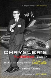 Chrysler's Turbine Car | Steve Lehto |