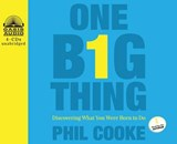 One Big Thing | Phil Cooke |