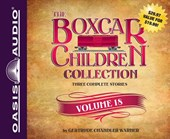 The Boxcar Children Collection Volume