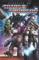 Transformers Classics Uk Volume 2 | Jeff Anderson |