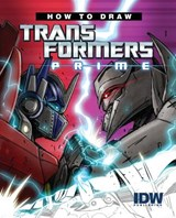 How to Draw Transformers Prime | Nick Roche |