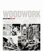 Woodwork Wallace Wood 1927-1981