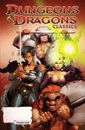 Dungeons & Dragons Classics, Volume