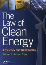 The Law of Clean Energy | auteur onbekend |