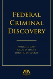 Federal Criminal Discovery