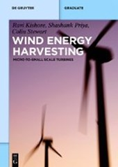 Wind Energy Harvesting