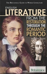 English Literature from the Restoration Through the Romantic Period | auteur onbekend |