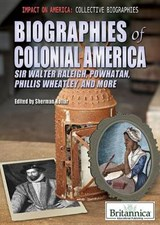 Biographies of Colonial America |  |