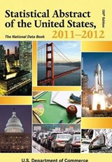 Statistical Abstract of the United States | U. S. Department of Commerce |