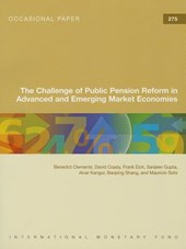 The Challenge of Public Pension Reforms in Advanced and Emerging Market Economies