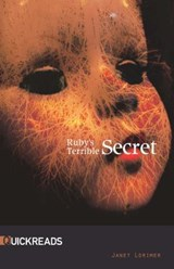 Ruby's Terrible Secret | Janet Lorimer |
