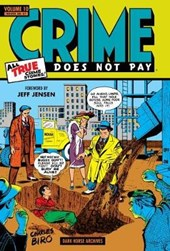 Crime Does Not Pay Archives, Volume