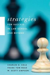 Strategies for Success in Law School and Beyond | Frank Read |