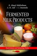 Fermented Milk Products | R. Ahmed Abdelrahman |