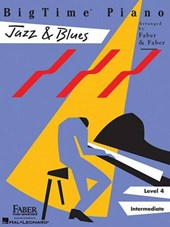 Bigtime Piano Jazz & Blues