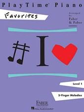 Playtime Piano Favorites