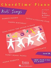 ChordTime Piano Kids' Songs