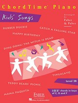 ChordTime Piano Kids' Songs |  |