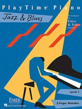 Playtime Piano Jazz & Blues | auteur onbekend |