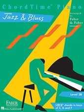 Chordtime Jazz & Blues