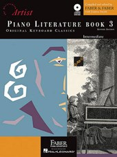 Piano Literature, Book