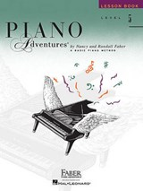 Piano Adventures Lesson Book Level | Faber, Nancy ; Faber, Randall |